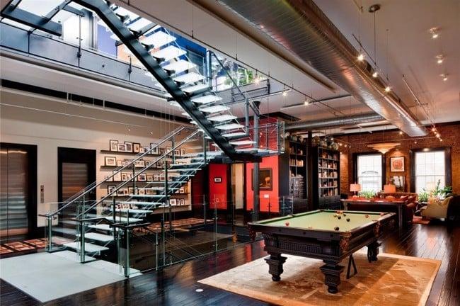 49 5 Million Triplex Apartment In Beautiful Tribeca New York
