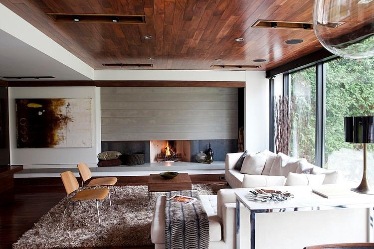 Contemporary Interior By Capoferro Design Build Group