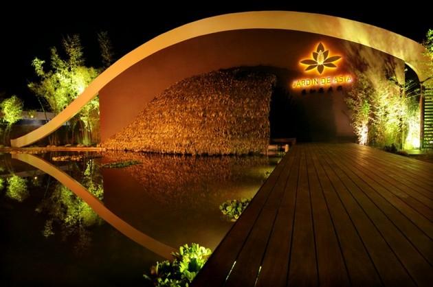 Jardin Del Asia Restaurant – Asian And Bolivian Environmental And Culinary Fusion