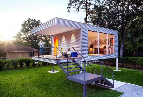 Inspirational Modular Office By ASUL