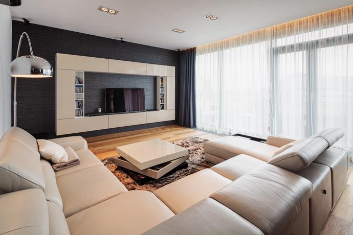 Z Apartment By Bucharest-Based Studio 1408