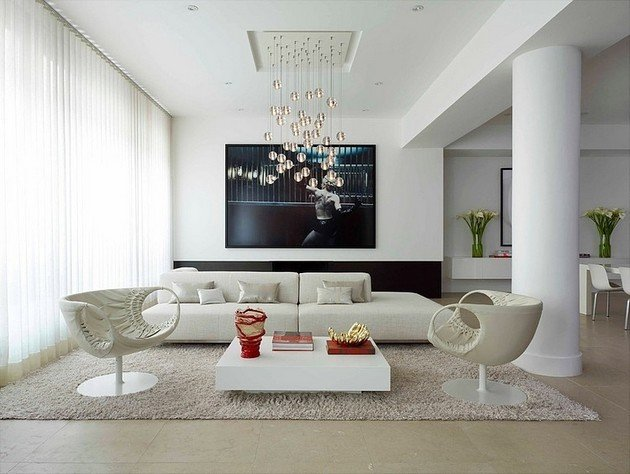 Fabulous New York Apartment By West Chin Architects