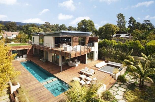 Beautiful Home In Montecito, California