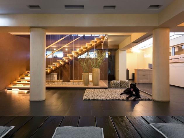 Elegant 21,500 Square Feet Home By Yakusha Design