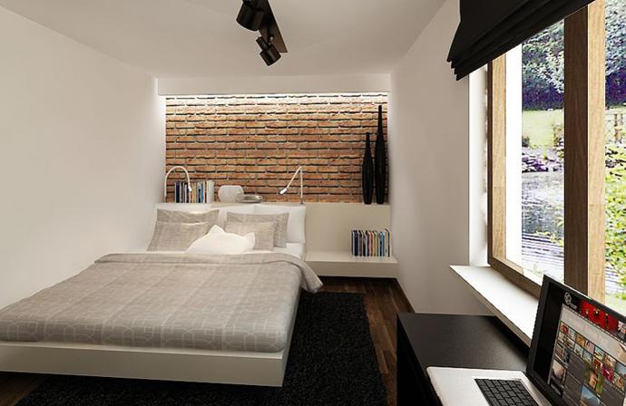 Diseo De Interiores Dormitorios Pequeos. Simple Full Size Of Colores ...