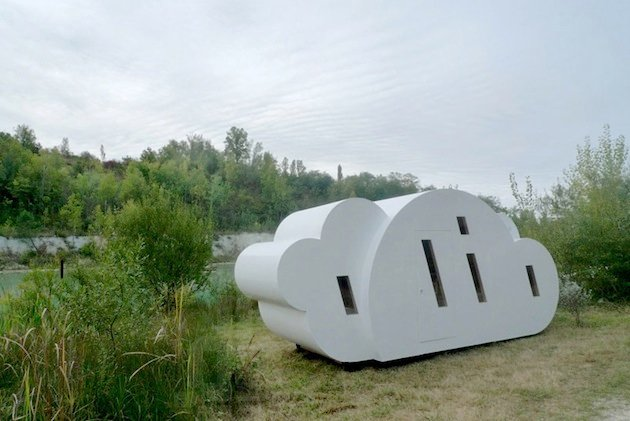 The Cloud Mobile Hotel By Zebra3 Buy Sellf