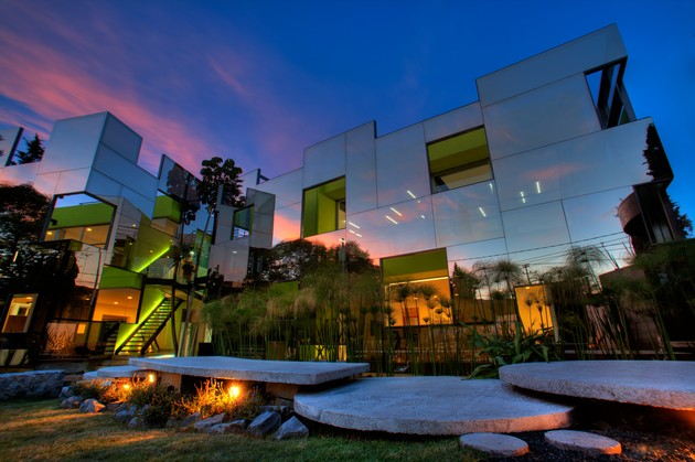 Trevox 223 By CRAFT Arquitectos Reflects The Mexican Exoticism