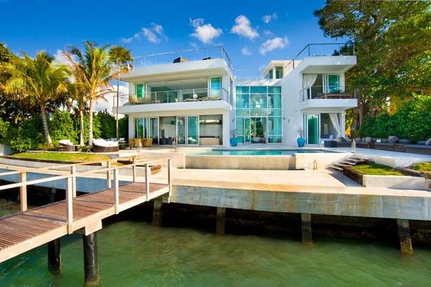 Luxury Beach House Rental Miami