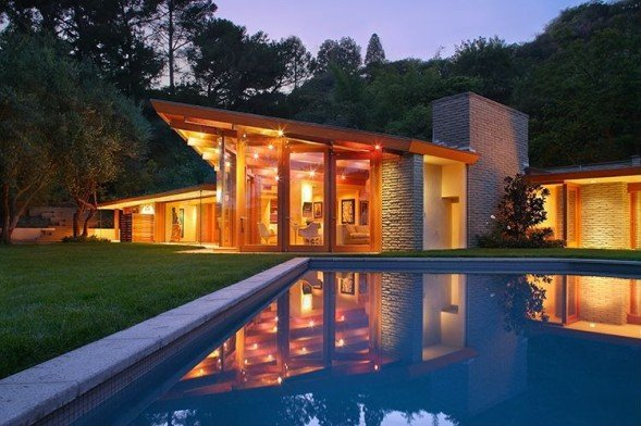 Katy Perry's New Home In Hollywood Hills