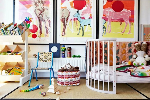 25 Ways To Incorporate Art Into Your Home