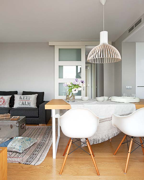 Barcelona Apartments: Barcelona Apartment With A Beautiful 80 Square Meters Terrace