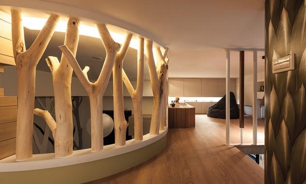 DN Suite By Folkdesign Brings Natural Elements Inside