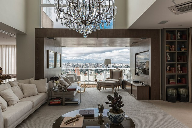 Elegantly Designed Apartment In Campo Belo