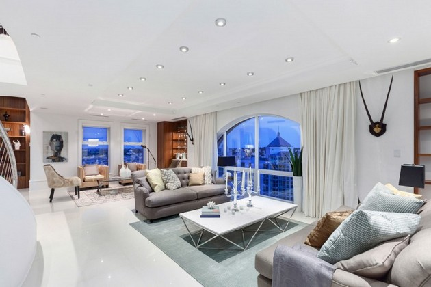 The Refined Elysium Penthouse Is Worth $9,998,000