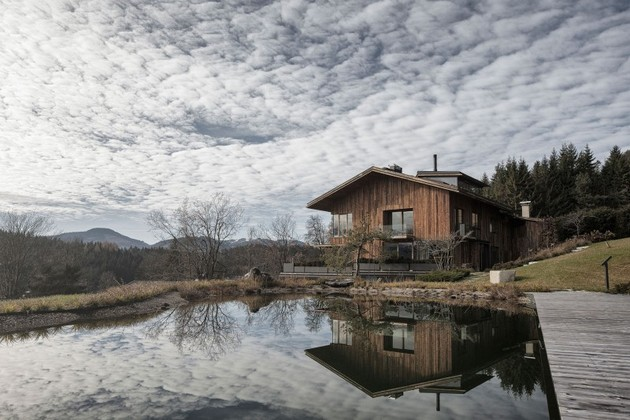 Haus Wiesenhof Is The Perfect Refuge In The Mountains