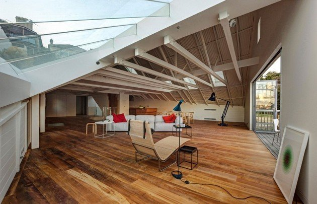House Near The Sydney Harbour – Lavender Bay Boatshed By Stephen Collier Architects