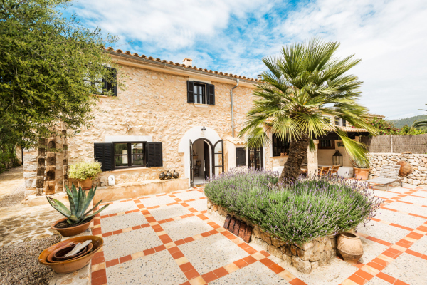Marlene Birger's Home In Mallorca Follows Her Gorgeous Fashion Sense