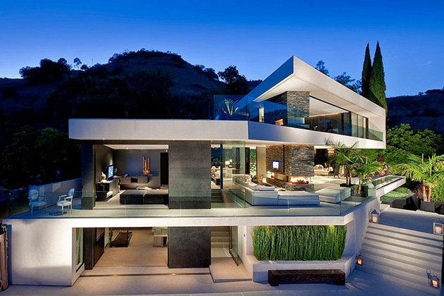 Up On The Hollywood Hills The Imposing Openhouse By XTEN Architecture Rises