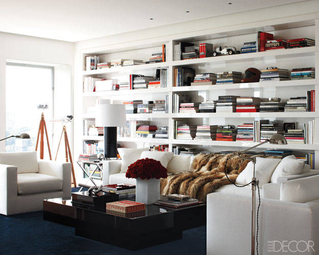 Ralph Lauren's Custom-Made Manhattan Duplex