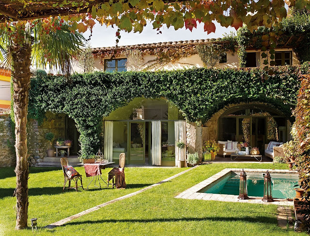 18th Century Villa With Stunning Outdoor Spaces