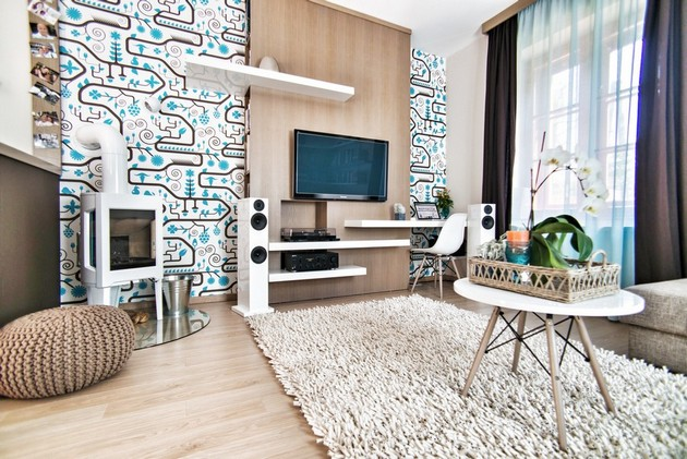 Lovely Budapest Apartment By Interior Designer Csorba Anita