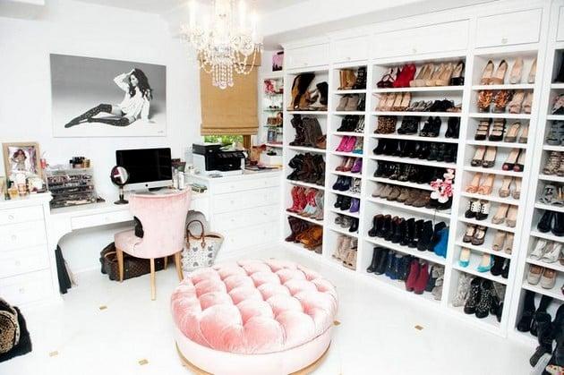 30 fabulous closets any fashionista deserves for Fashionista bedroom ideas