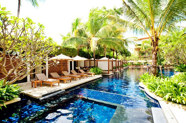 Contemporary And Sophisticated Chava Resort In Phuket Thailand