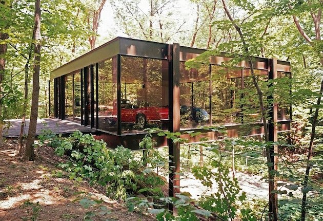Classic Residence Shows The Mid Century Modernness