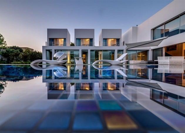 $9 Million Contemporary Villa In Israel