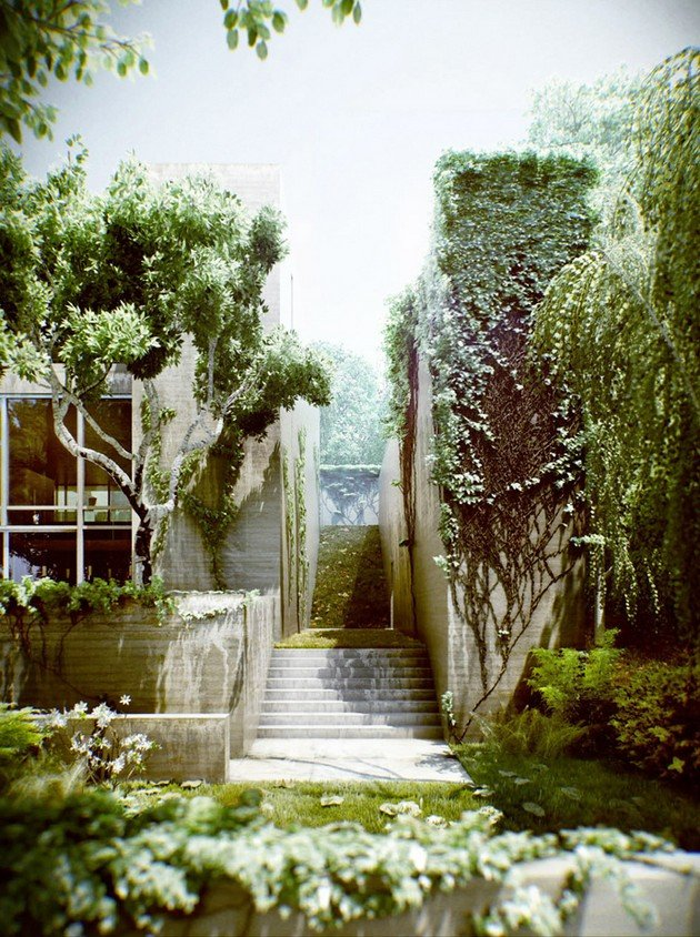 The Magic Forest House In The Heart Of Budapest