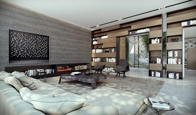 Beautiful Home By Ando Studio