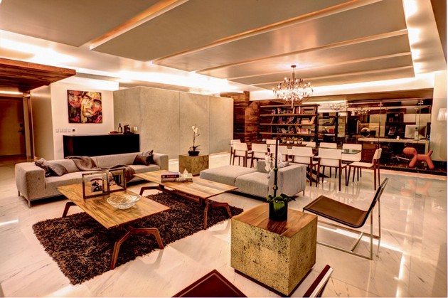 P-901 Is One Of The Proud Luxury Residence Of Mexico City