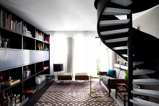 Cleaver Renovation Of Residencia Alameda Campinas To Maximize The Space