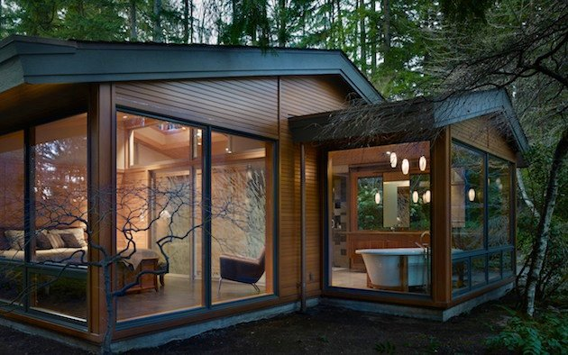 1950s Home Remodeled By FINNE Architects