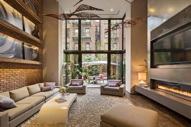 80 Washington Place – A Single-Family Townhouse Of Seven Floors