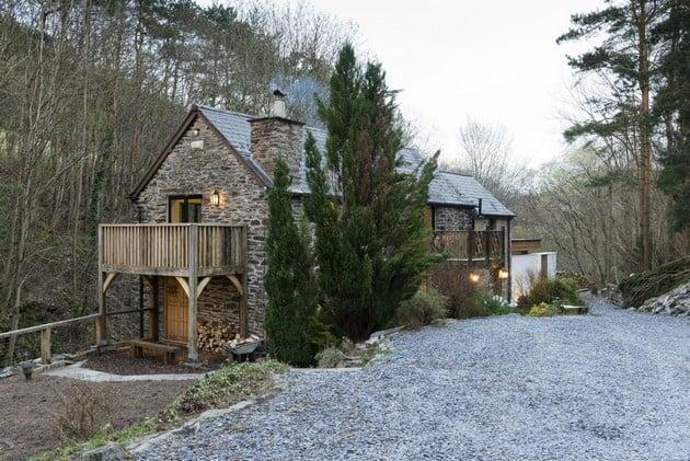 19th Century Berwyn Mill Restored By DMD Group