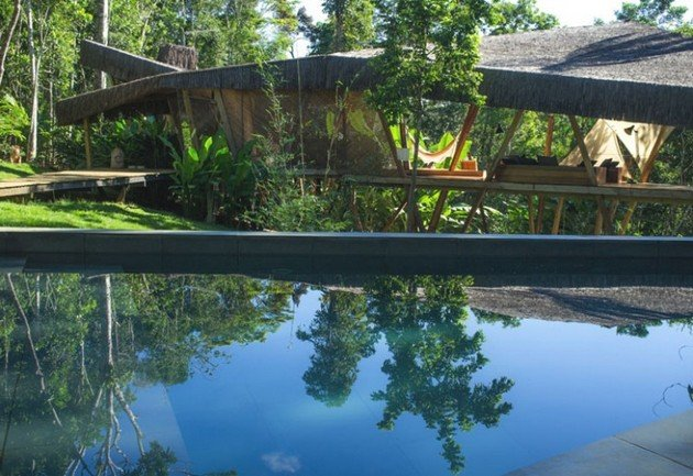 In The Tropical Forests Of Brazil Villa Kabru Offers A Delightful Retreat