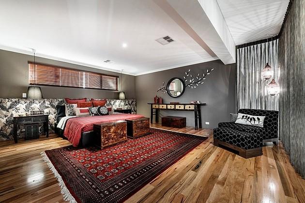 Eclectic Loft Apartment By Jodie Cooper Design