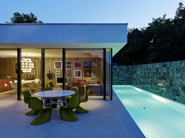 House A&B Takes Our Eyes With Its Great Living Style