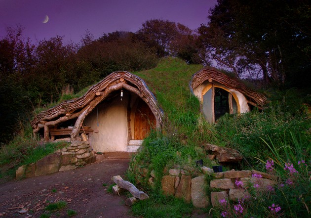 Some Dreams Do Come True And So Is This Hobbit House