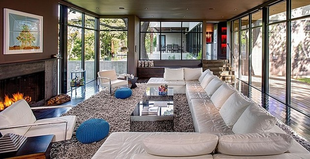 Bright And Warm Residence By Specht Harpman
