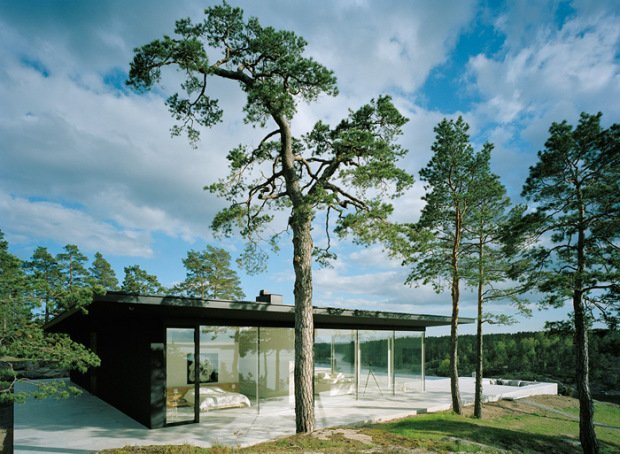Incredible Summer House In Stockholm
