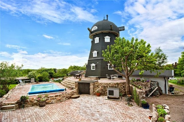 Old Swedish Mill From 1828 Transformed Into A Lovely Home