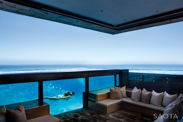 Another Brilliant Home By SAOTA: St Leon 10