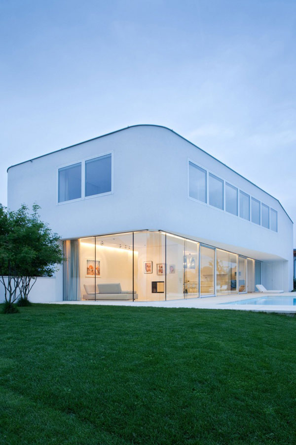 Simple And Stylish: The House L From Austria