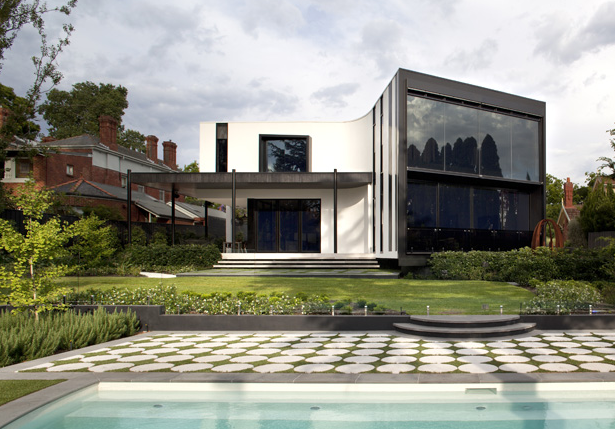 The Barry Street Residence Is Stylish And Sophisticated