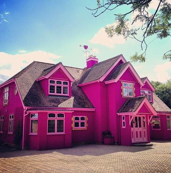 the eaton house studio is heavenly if you love pink rh nimvo com