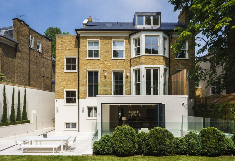 Luxurious Residence By SHH Studio: The West London House