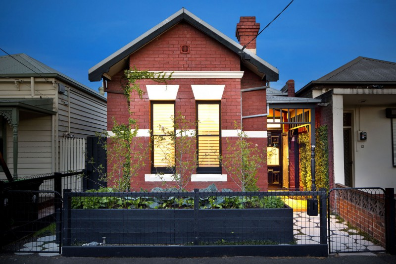 The Brunswick House Is Cozy, Eco-Friendly And Enjoys A Nice Private ...