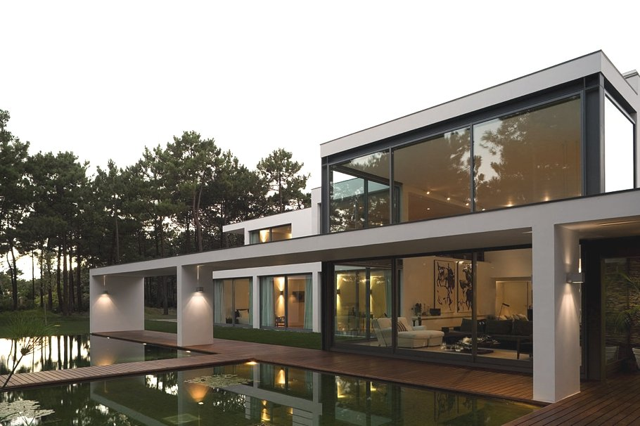 Casa Do Lago Offers Peace, Tranquility And A Stylish Design